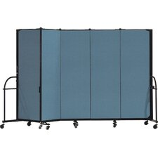 Heavy Duty Five Panel Portable Room Divider