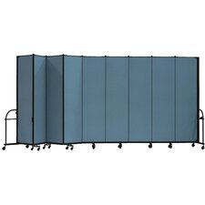 Heavy Duty Nine Panel Portable Room Divider