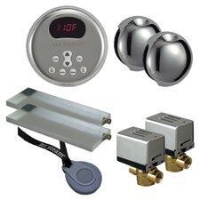 Butler Package 2 Round Steam Unit Accessories
