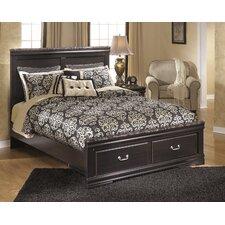 Esmarelda Queen Sleigh Customizable Bedroom Set