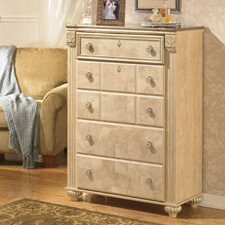 Saveaha 5 Drawer Chest