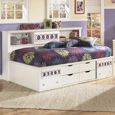 Zayley Twin/Full Storage Bed