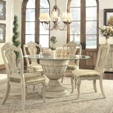 Ortanique Pedestal Dining Table Base