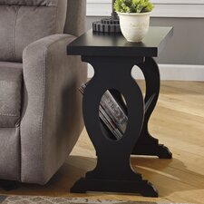 Braunsen End Table in Black