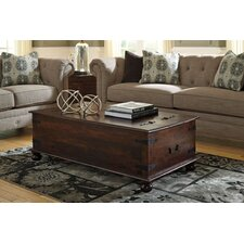 Holifern Coffee Table with Storage