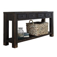 Baltwood4 Drawer Console Table