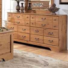 Atlee 6 Drawer Dresser