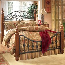 Vera Metal Bed