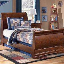 Kimball Sleigh Bed