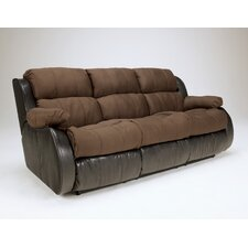 Oxford and Full Reclining Sofa
