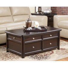 Canaan Trunk Coffee Table with Lift Top