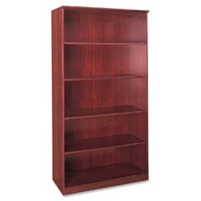 "5 Shelf 68"" Standard Bookcase"