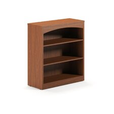 "3 Shelf 39.5"" Standard Bookcase"