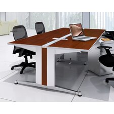 """48"""" W x 60"""" D Dual-Sided Training Table"""