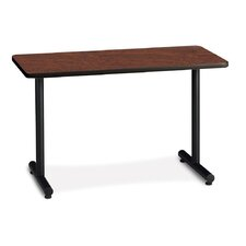 """T-Mate 24"""" D Utility Training Table"""