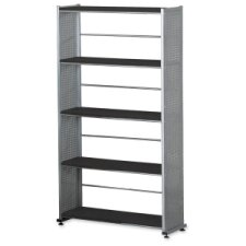 Accent H Four Shelf Shelving Unit