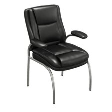 Series 600 Leather Guest Chair