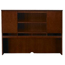 "Sorrento Series 52.5"" H x 72"" W Desk Hutch"