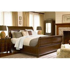 River House Sleigh Customizable Bedroom Set