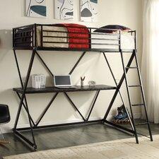 Zinnia Twin Loft Bed