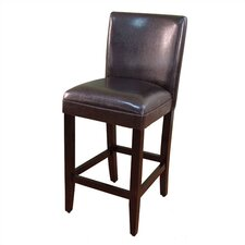 """Deluxe 27.5"""" Bar Stool with Cushion"""