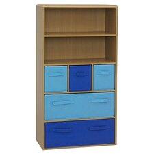 """Boy's Storage 47.3"""" Bookcase"""