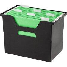 Large Desktop File Box (Set of 4)