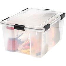 62 Quart Weathertight Storage Box (Set of 4)