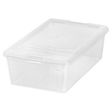 6 Quart Shoe Storage Box (Set of 18)
