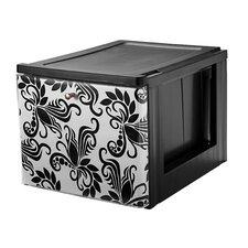 Stacking File Storage Drawer with Design