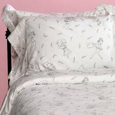 Pillow Fight Duvet Cover