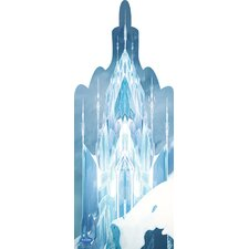 Frozen Ice Castle - Frozen Cardboard Standup