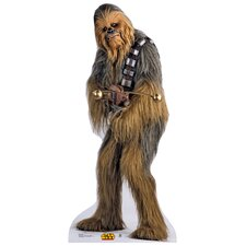 Star Wars Chewbacca Life Size Cardboard Stand Up
