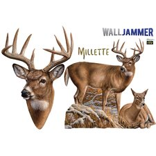 Cabela's Deer Wall Decal