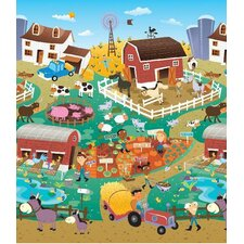 City Farm Playmat
