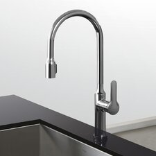 Nola™ Single Lever Concealed Pull Down Kitchen Faucet