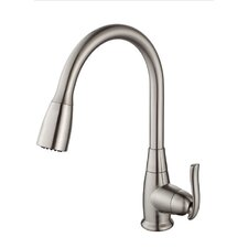 One Handle Single Hole Kitchen Faucet