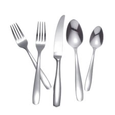 Amalfi 65 Piece Flatware Set