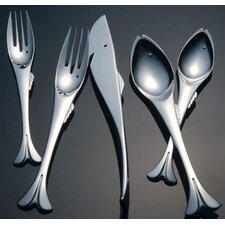 Gone Fishin 5 Piece Place Setting