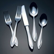 Alexandra Ice Flatware Collection