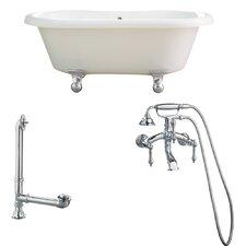 Portsmouth Dual Soaking Bathtub