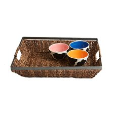 Caribbean Accents Serving Tray