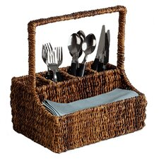 Caribbean Accents Flatware Caddy