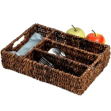 Carribbean Accents Flatware Caddy