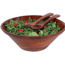 3 Piece Large Salad Bowl Set