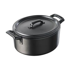 Belle Cuisine 1.1-qt. Oval Dutch Oven