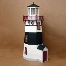 Historical  New England Lighthouse Dollhouse