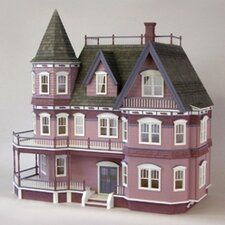 Historical Queen Anne Dollhouse