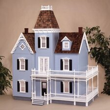 New Concept Dollhouse Kits Hawthorne Dollhouse