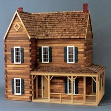 Log Holmes Ponderosa Dollhouse